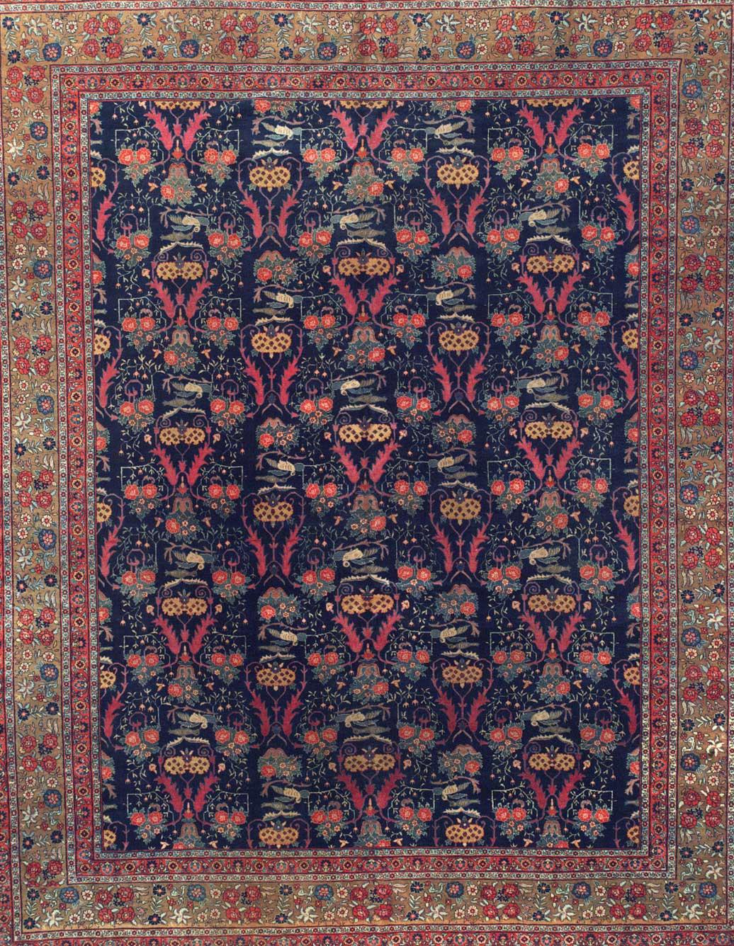 Antique Designer Rugs Nj Serapi Heriz